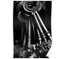 Skeleton Keys Poster