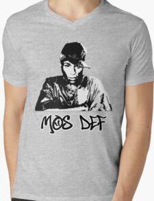 MOS DEF Mens V-Neck T-Shirt