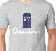 """Geronimo!"" Unisex T-Shirt"