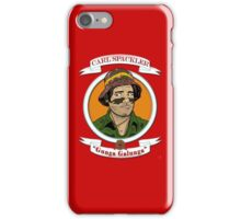 Caddyshack - Carl Spackler iPhone Case/Skin