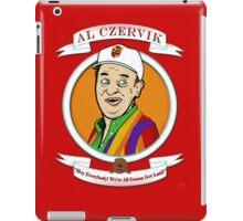 Caddyshack - Al Czervik iPad Case/Skin