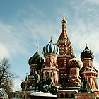 First spring days in Moscow by KatrinKirieshka