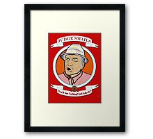 Caddyshack - Judge Smails Framed Print