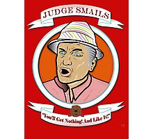 Caddyshack - Judge Smails Photographic Print