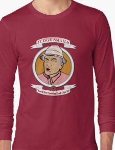 Caddyshack - Judge Smails Long Sleeve T-Shirt