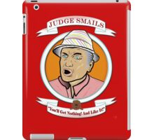 Caddyshack - Judge Smails iPad Case/Skin
