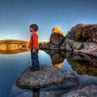 Standing Still by Bob Larson