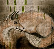 Fox Tales by Thea T