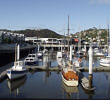 another view at the Seaport - Launceston by gaylene