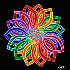 Flower Of Life by dragonflyone