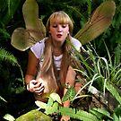 My Garden Angel by byronbackyard