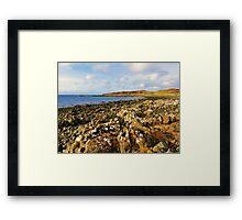Loch Dunvegan & Camas Ban - Isle of Skye Framed Print