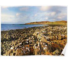 Loch Dunvegan & Camas Ban - Isle of Skye Poster