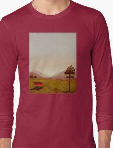 Vintage Holiday Long Sleeve T-Shirt
