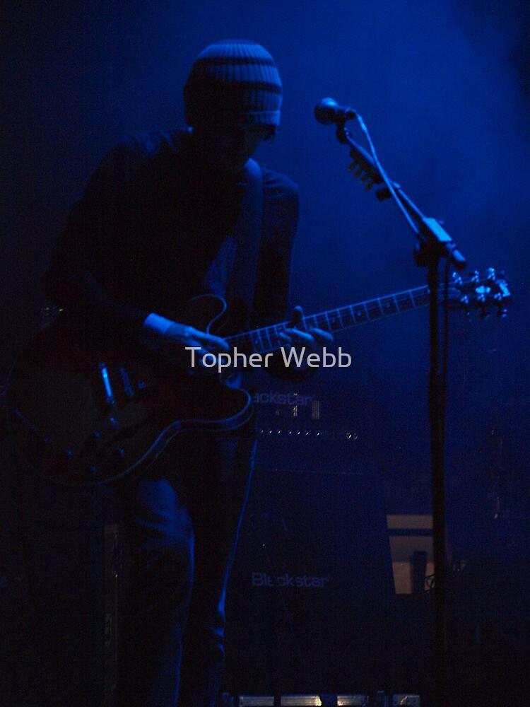 Kryz Reid - Third Eye Blind by Topher Webb