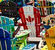 Canadian Summer by Marilyn Cornwell