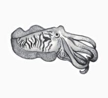 Cuttlefish Baby Tee