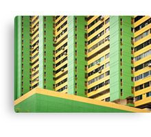New Filing Cabinet Canvas Print