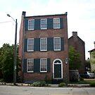 Trapizium House -- Petersburg, VA by AJ Belongia