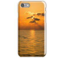 Sunrise Over The Adriatic Sea iPhone Case/Skin