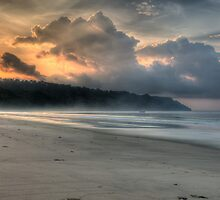Havelock Sunset by Clive S