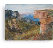 Kanangra-Boyd National Park, Australia Canvas Print