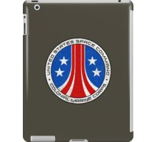 United States Colonial Marine Corps Insignia - Aliens - Dirty iPad Case/Skin