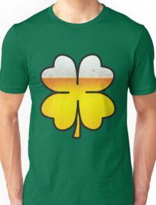 Beer Leaf Clover Unisex T-Shirt