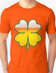 Beer Leaf Clover T-Shirt