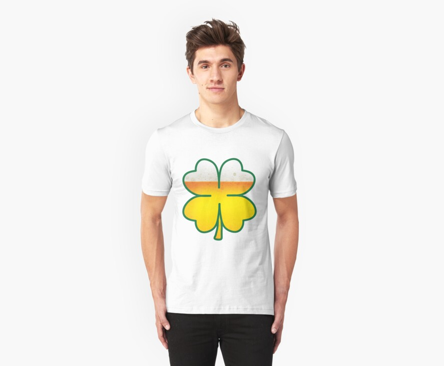 Beer Leaf Clover by Waco100