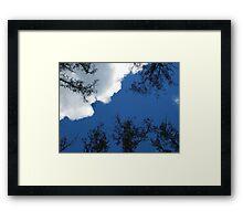 """""""Reach for the sky""""    Framed Print"""