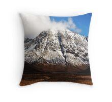 Bla Bheinn - Isle of Skye Throw Pillow