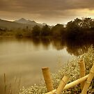 The quiet before the storm by Gustav Snyman