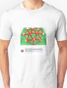 Pizza Pivots Unisex T-Shirt