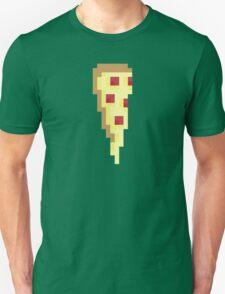 PIZZA PIXEL PATTERN T-Shirt