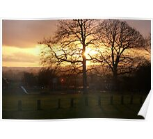 Trent Valley Evening Poster