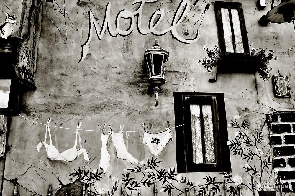 Motel by luckylarue
