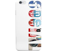 Social networks addicted !! iPhone Case/Skin
