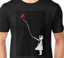 Love the gifts that you are given Unisex T-Shirt