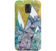 Mountainscape No. 3 Samsung Galaxy Case/Skin