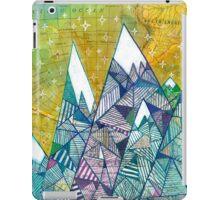 Mountainscape No. 3 iPad Case/Skin