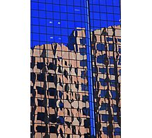 Building Reflections Photographic Print