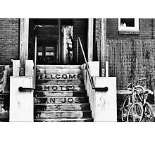 Hotel San Jose Photographic Print