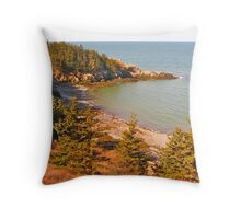 Smuggler's Cove Throw Pillow