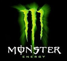 monster energy by PerryGagne