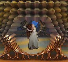 The Enslaved Princess Of Titan by James Brotherton