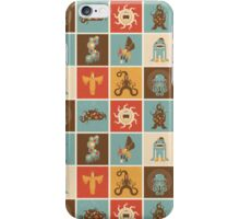 The Lovecraftian Squares iPhone Case/Skin