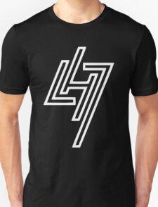 LUHAN 7 white T-Shirt
