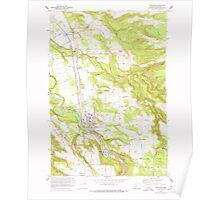 USGS Topo Map Oregon Estacada 279821 1960 24000 Poster