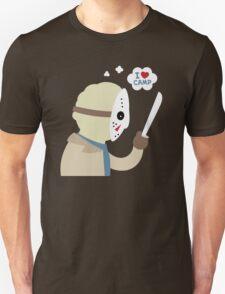 I Love Camp Unisex T-Shirt